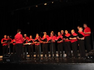 Concert à Briec (Bretagne)